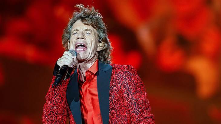 Mick Jagger: Neue Freundin ist 52 Jahre jünger