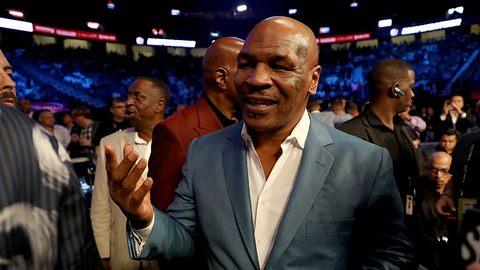Mike Tyson auf Tour persönlich kennen lernen