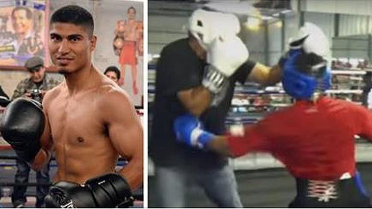 Profi-Boxer Mikey Garcia verprügelt einen Online-Troll