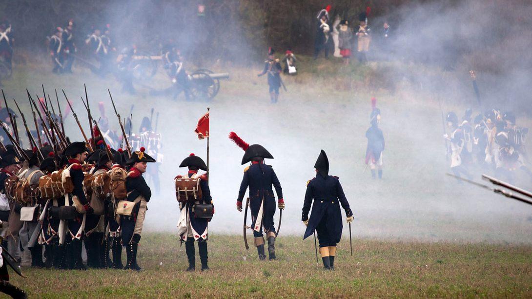 Geschichtliche Schlacht (Symbolbild) - Foto: iStock / slunicko1977