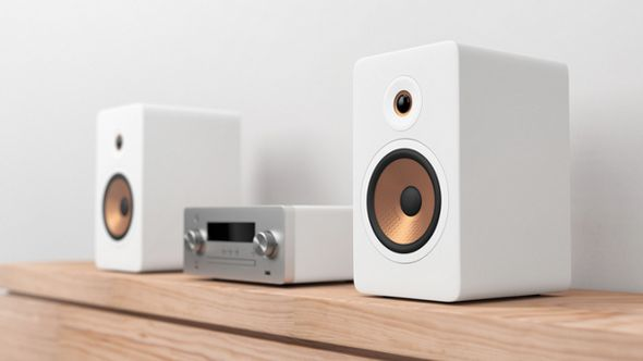 Mini Stereoanlage - Foto: iStock / Customdesigner