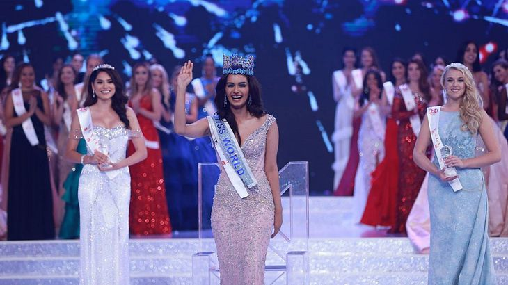 Miss World 2017: Manushi Chhillar