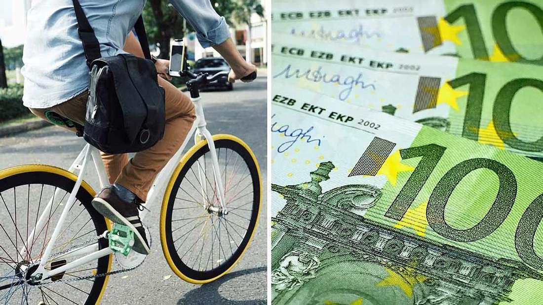Lieber mal mit dem Fahrrad zur Arbeit fahren
