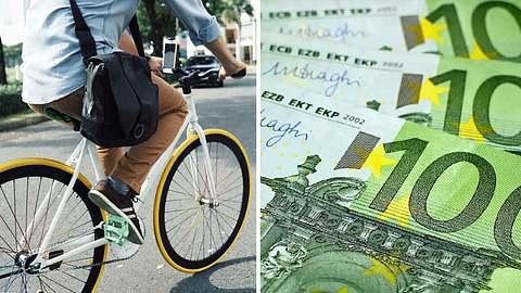 Lieber mal mit dem Fahrrad zur Arbeit fahren - Foto: iStock / DragonImages, Stanislav Schlachta