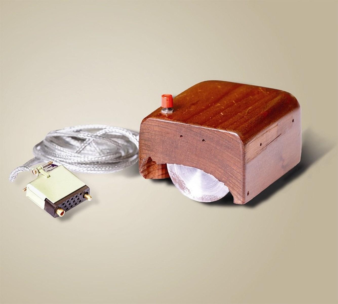 Prototyp einer Computer-Maus