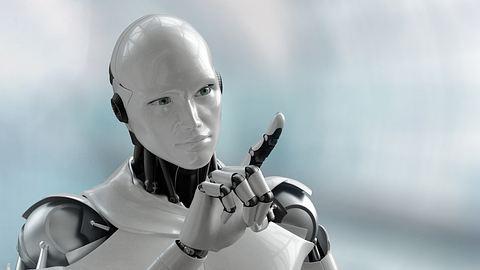 Mitten in Deutschland: Roboter erinnert Supermarktkunden an Corona-Regeln
