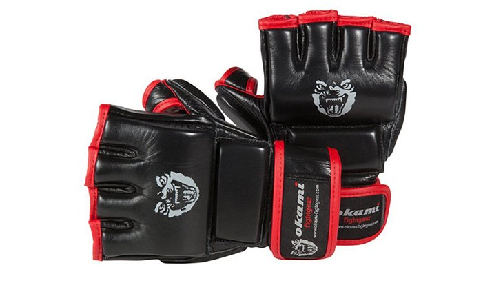 OKAMI Fightgear MMA Handschuh Hi Pro Training
