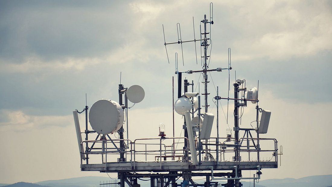 Das Mobilfunknetz in Deutschland hängt im globalen Vergleich hinterher (Symbolfoto).