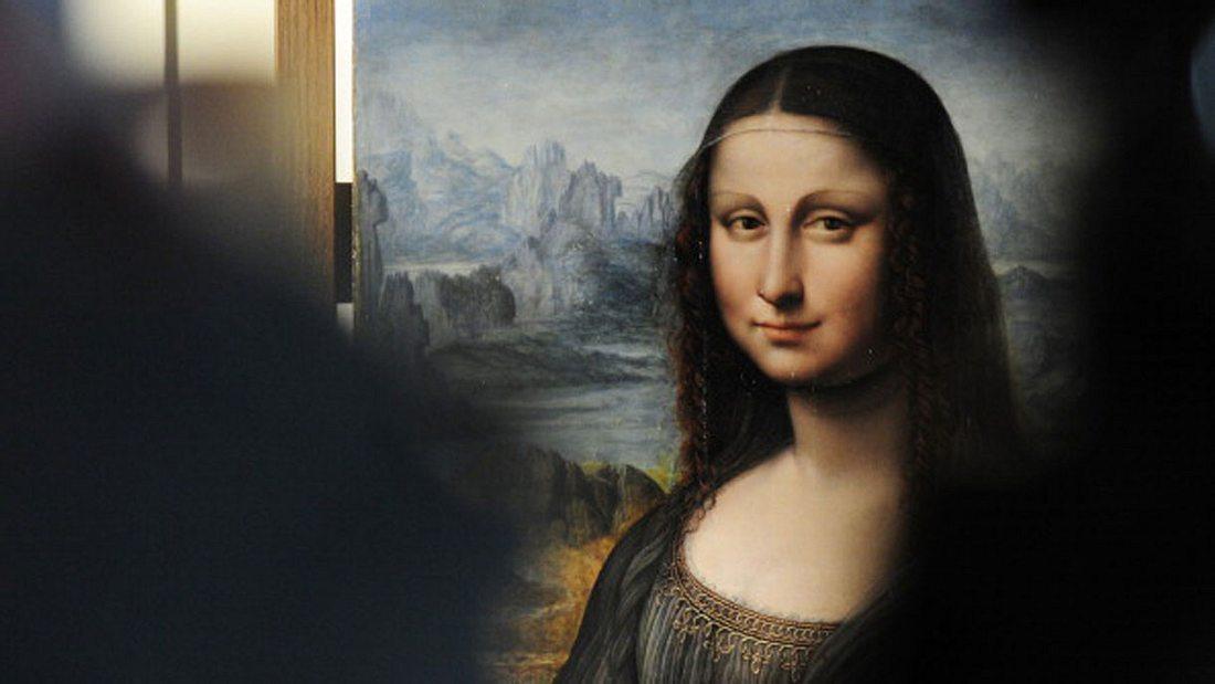Die Mona Lisa von Leonardo da Vinci