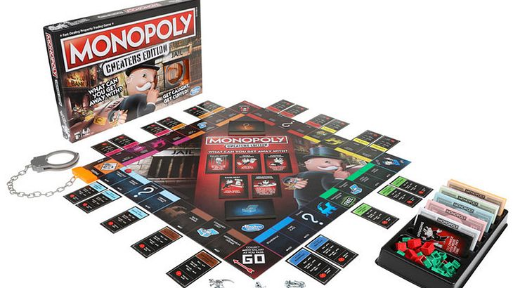 "Monopoly ""Cheaters Edition"""
