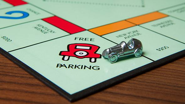 Frei Parken: Das sagen die offiziellen Monopoly-Regeln von Hasbro - Foto: Thrillist