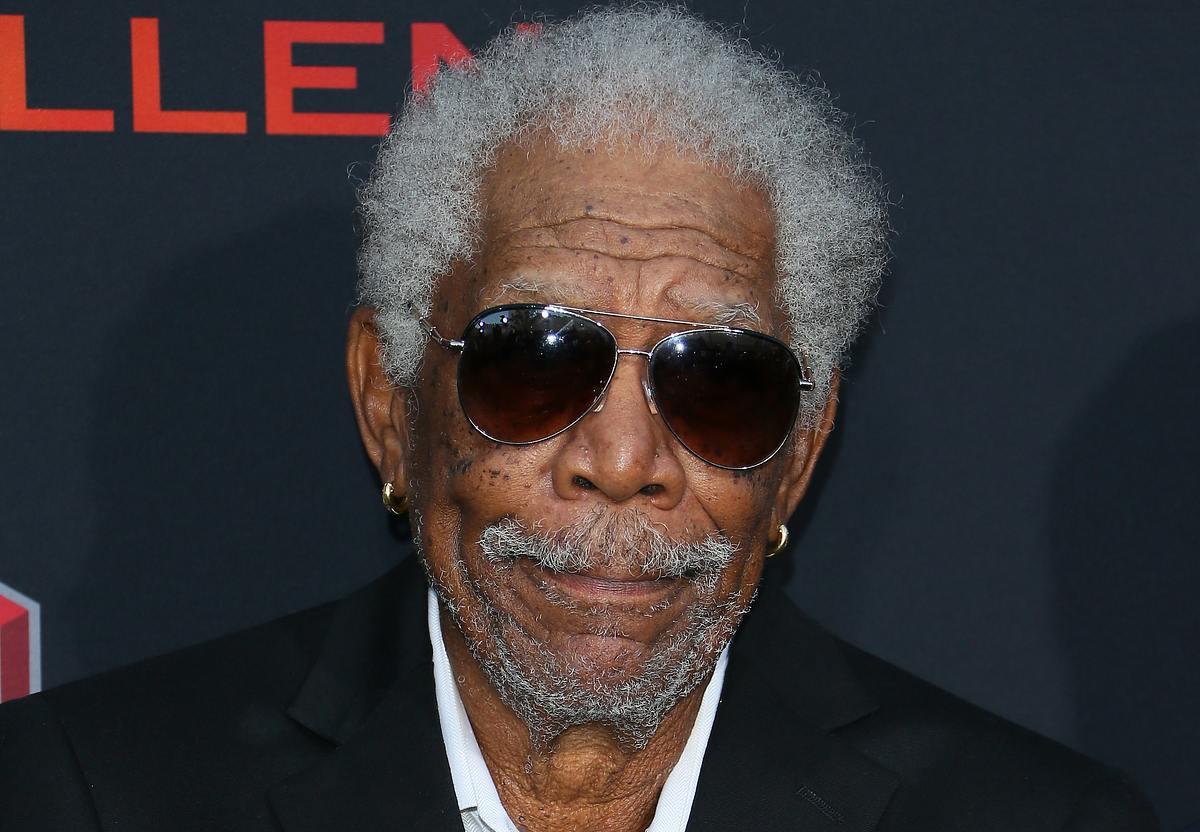 Morgan Freeman ist jetzt Bienen-Retter