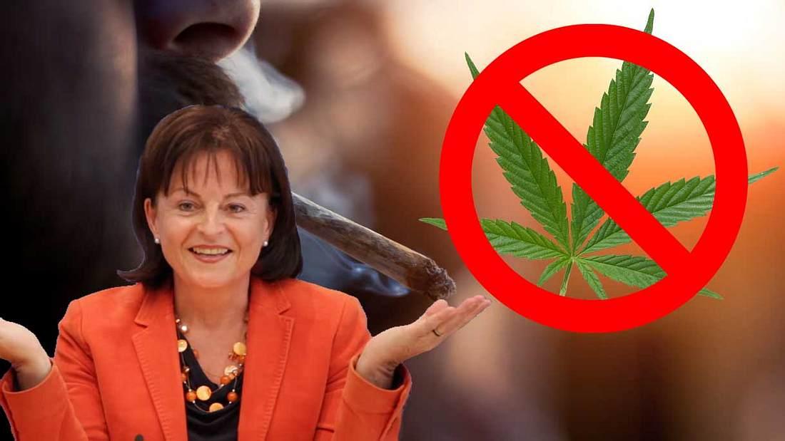 Mortler gegen Cannabis-Legalisierung
