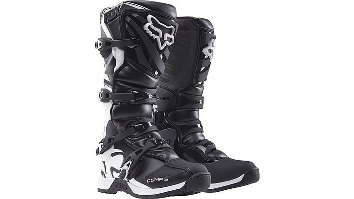 Fox Motocross-Stiefel Comp 5