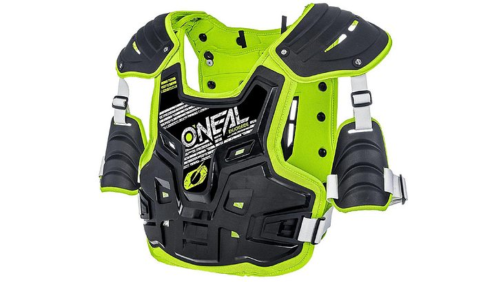 O'Neal PXR Stone Shield Protektoren Jacke