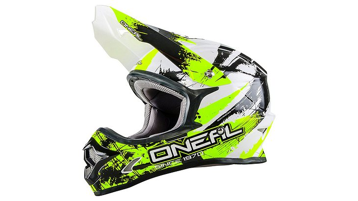 O'Neal Backflip Fidlock DH Helm RL2 SHOCKER