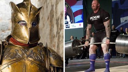 The Mountain: Game of Thrones-Schauspieler bricht Weltrekord im Gewichtheben