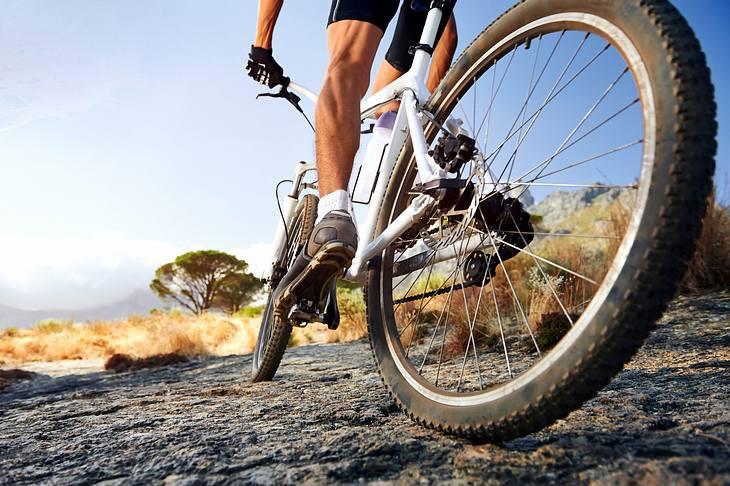 Mountainbike mit 26-Zoll-Reifen: Die richtige Größe für dein