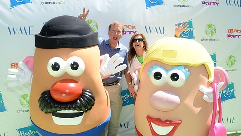 Mr. & Mrs. Potato Head in Lebensgröße - Foto: iStock / Michael Kovac