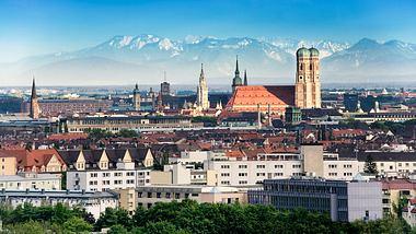 Sehenswürdigkeiten in München (Symbolfoto). - Foto: iStock/bkindler