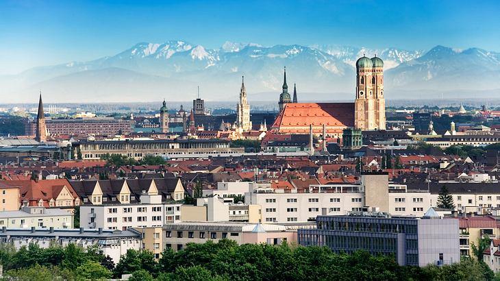 Sehenswürdigkeiten in München (Symbolfoto).
