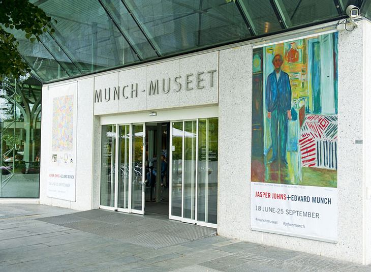 Munch-Museum in Oslo.