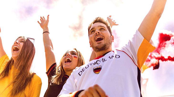 Deutschland hat Grund zur Freude