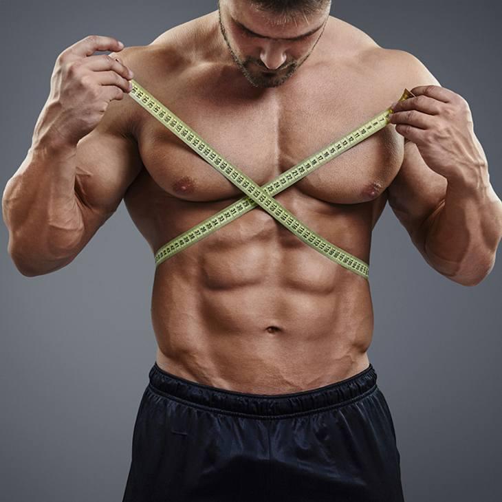 Fitness-Experten empfehlen für schnellen Muskelaufbau diese 4 Übungen