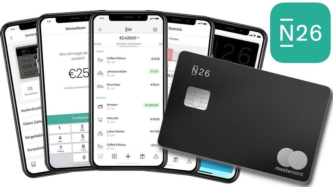 Die neue Digitalbank N26