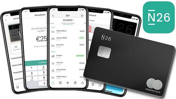 N26-Bank: Vorteile und Nachteile der neuen Digitalbank