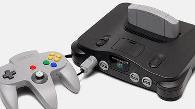 Nintendo 64 - Foto: Nintendo