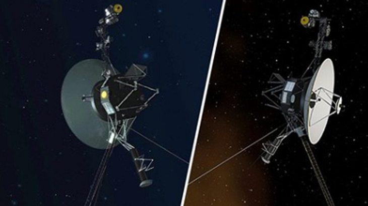 Voyager 1: Die Ersatztriebwerke des NASA-Raumschiffs wurden gezündet