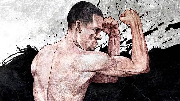 11 männliche Fakten über UFC-Fighter Nate Diaz