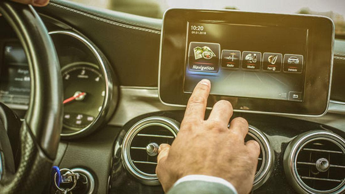 Navigationsgeräte im Vergleich