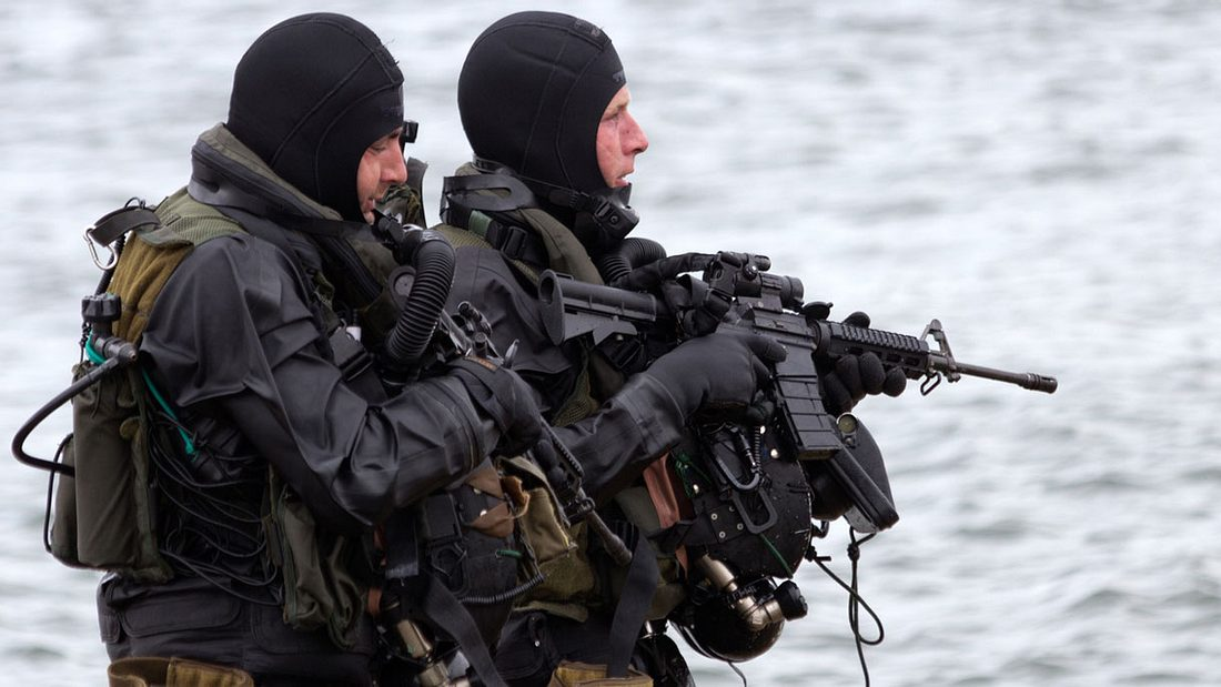 Navy Seals in Aktion