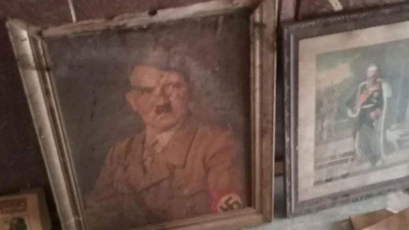 Nazi-Devotionalien - Foto: Stadtarchiv Hagen