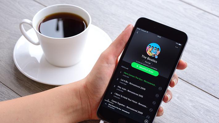 Schock für die Ohren: Spotify spielt Nazi-Musik
