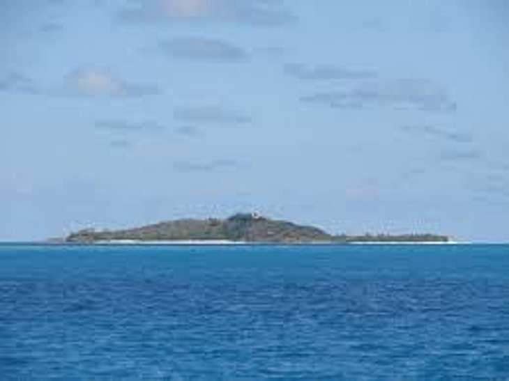 Ein Bild von Necker Island