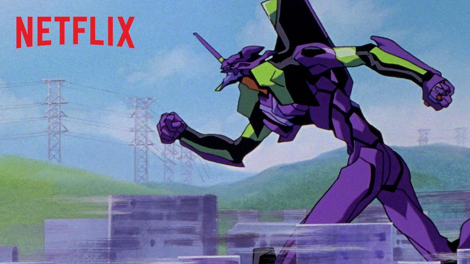 Netflix: Alle Anime-Serien und -Filme in der Übersicht