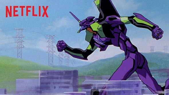 Neon Genesis Evangelion auf Netflix - Foto: Netflix