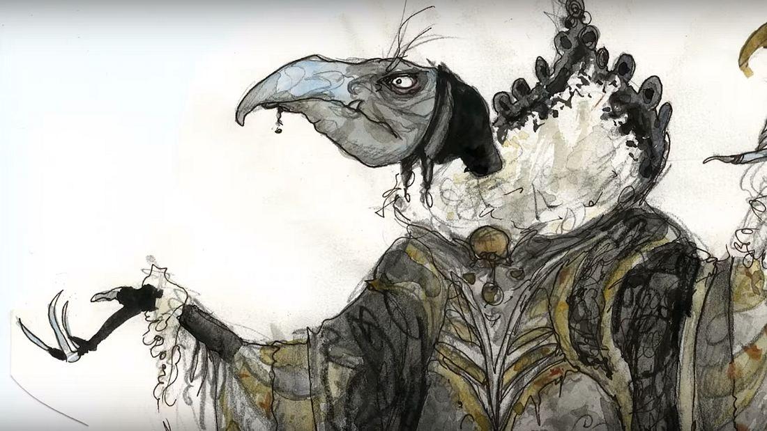 Netflix bringt eine Prequel-Serie zu The Dark Crystal heraus