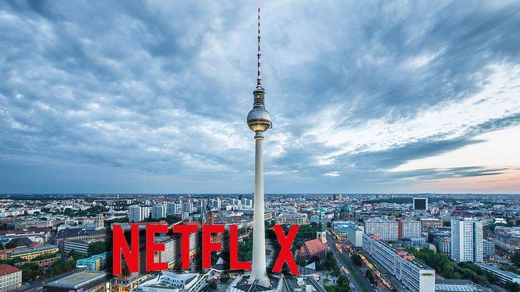 Dogs of Berlin: Neue Netflix-Hauptstadt-Serie über Mafia, Drogen und Polizei