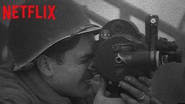 Steven Spielbergs Netflix-Doku über 2. Weltkrieg