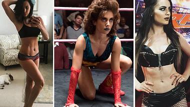 Netflix-Serie GLOW: So heiß sind die WWE-Divas!