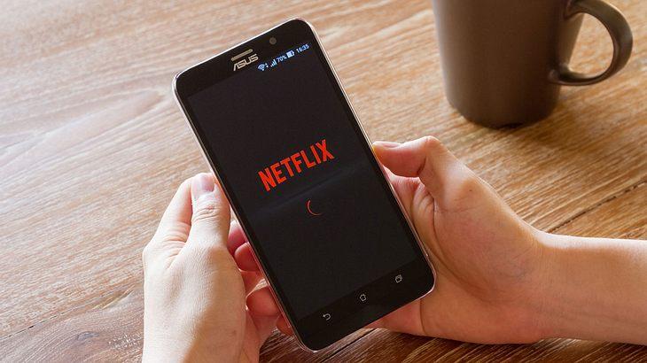 Netflix wird immer öfter in der Öffentlichkeit geschaut