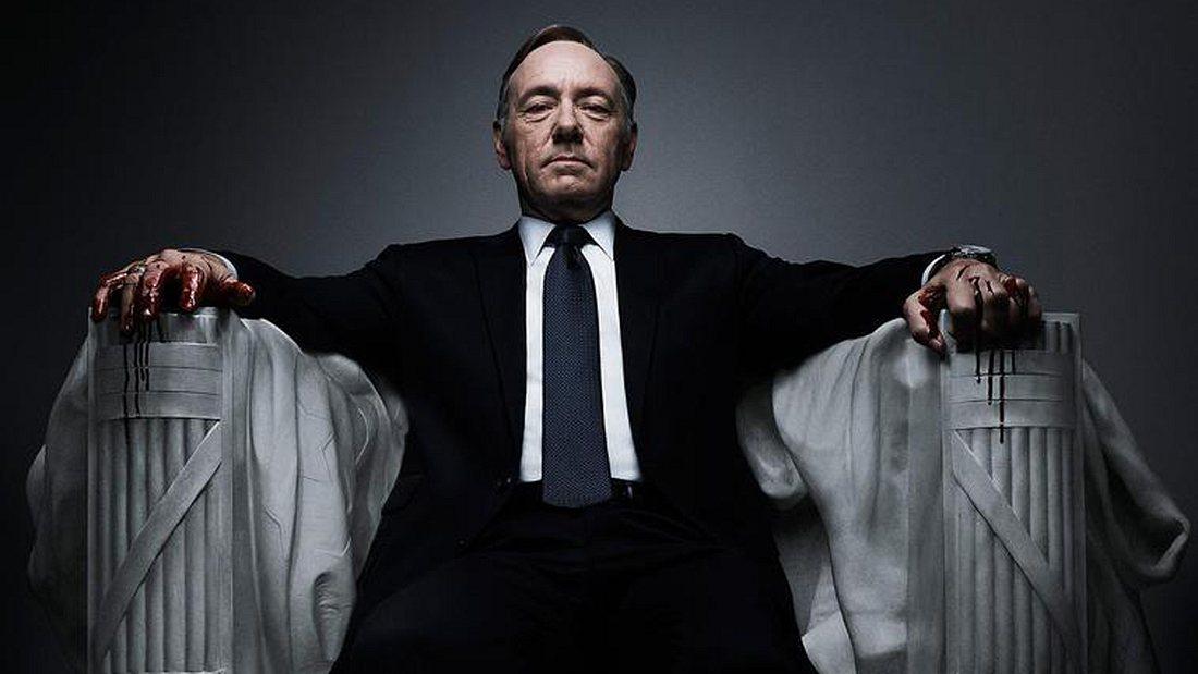 House of Cards kommt endlich im Mai auf Netflix zurück