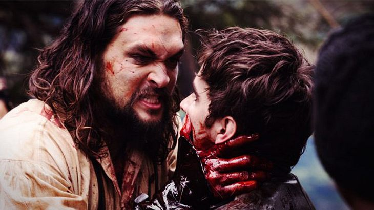 "Neue Netflix-Serien im Januar 2017: ""Frontier"" mit ""Game of Thrones""-Star Jason Momoa"