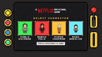 Wie Super Mario: Netflix veröffentlicht Spiel mit Pablo Escobar