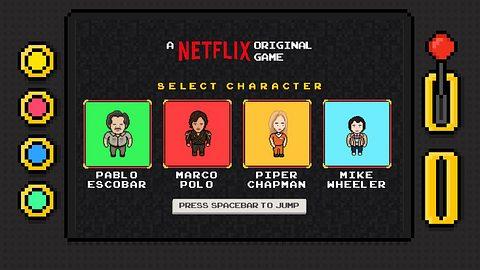 Netflix: Streamingdienst veröffentlicht eigenes Spie - Foto: Screenshot Netflix