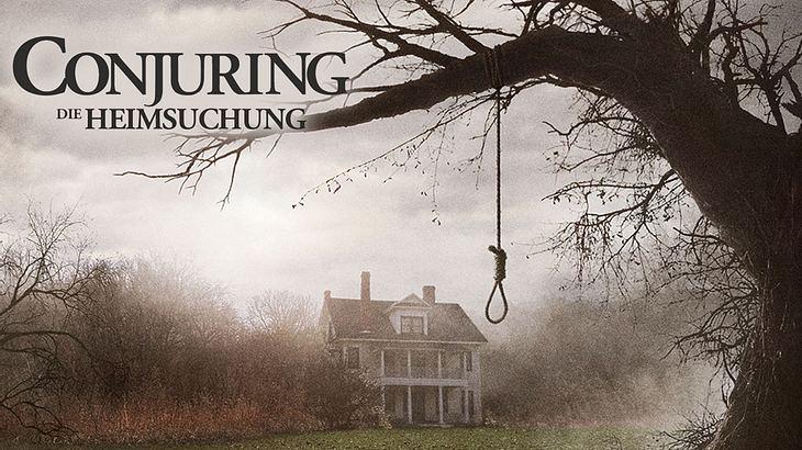 Neuerscheinungen bei Netflix im Februar 2017: The Conjuring